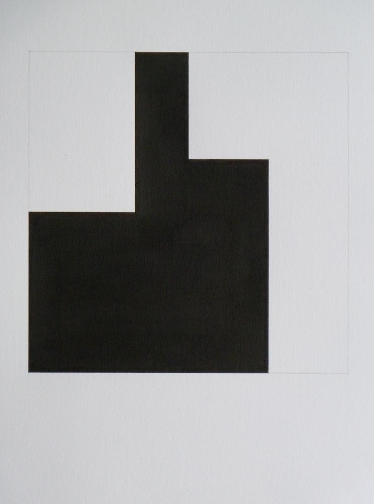 Formes noires